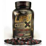 Lipo Cut X Hardcore - 120 Cápsula - Arnold Nutrition