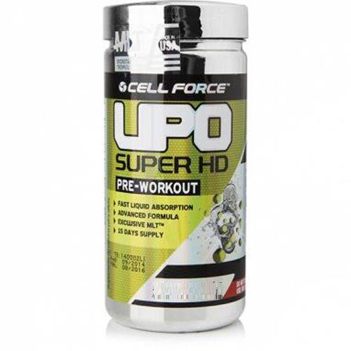 Lipo Super HD - 60 Cápsulas - Cell Force