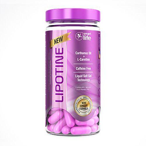 Lipotine - 60 Cápsulas - Smart Life