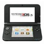 Nintendo 3DS XL Portátil 4GB Preto