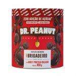 Pasta de Amendoim - 650g Brigadeiro com Whey Isolado - Dr. Peanut