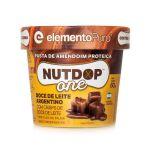Pasta de Amendoim Nutdop One - 1 Unidade 60g Doce de Leite Argentino - ElementoPuro