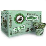 Pasta de Amendoim Nutdop One Vegan - 12 Unidades 60g Chocolate Belga - ElementoPuro