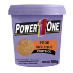 Pasta de Amendoim Pé de Moleque - 500g - Power One