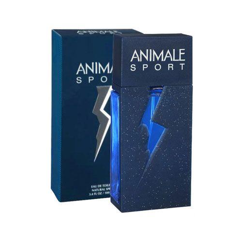 Perfume Animale Sport Eau De Toilette Masculino 100ml