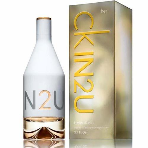 Perfume CKIN2U Her Calvin Klein Eau de Toilette Feminino 150 ml
