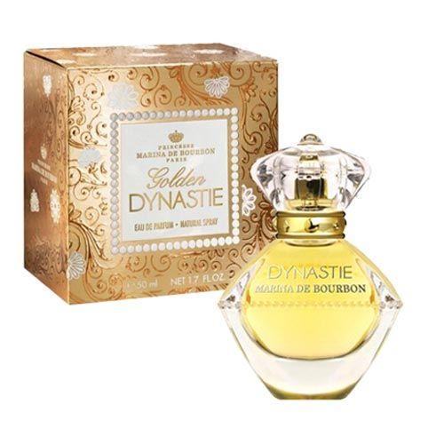 Perfume Golden Dynastie Marina de Bourbon Eau de Parfum Feminino 50 ml
