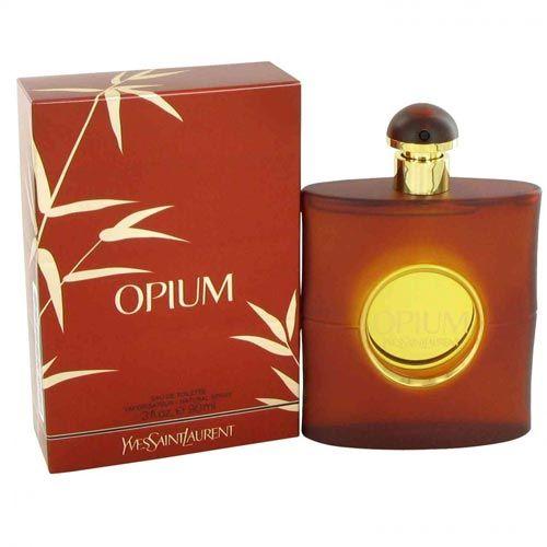 Perfume Opium Yves Saint Laurent Eau de Toilette Feminino 50 ml