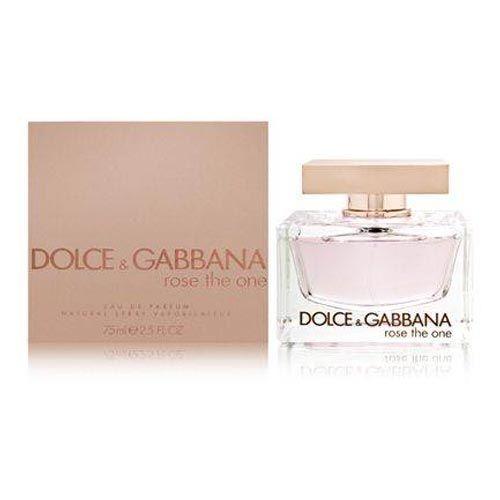 0f3cd06e3 Perfume Rose The One Dolce   Gabbana Eau de Parfum Feminino 75 ml ...
