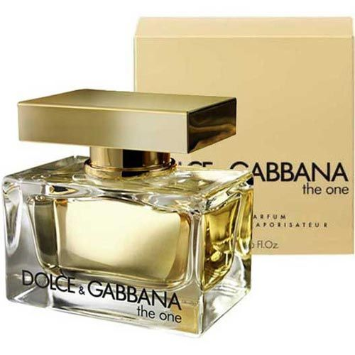 Perfume The One Dolce e Gabbana Eau de Parfum Feminino 50 ml
