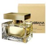 Perfume The One Dolce e Gabbana Eau de Parfum Feminino 75 ml