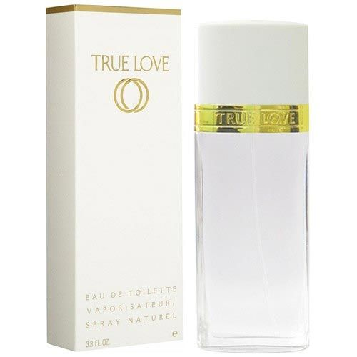 Perfume True love Elizabeth Arden Eau de Toilette Feminino 100 ml