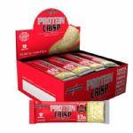 Protein Crisp Bar - 12 Unidades 13g Cheesecake Frutas Vermelhas - IntegralMédica*** Data Venc. 30/08/2018