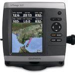 Sonar para Pesca Fishfinder Map 521S - Garmin