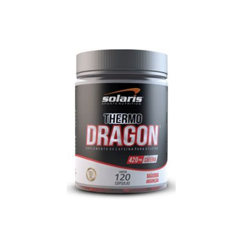 Thermo Dragon Caffeine - 120 caps - Solaris Nutrition