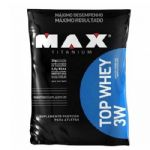 Top Whey 3W - 1800g Refil Vitamina de Frutas - Max Titanium*** Data Venc. 12/07/2018