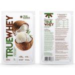 True Whey Hidrolisado e Isolado - 1 Sachê 32g Coconut Ice Cream - True Source