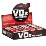 VO2 PROTEIN BAR - 12 Unidades 30g Chocolate - IntegralMédica*** Data Venc. 30/08/2018