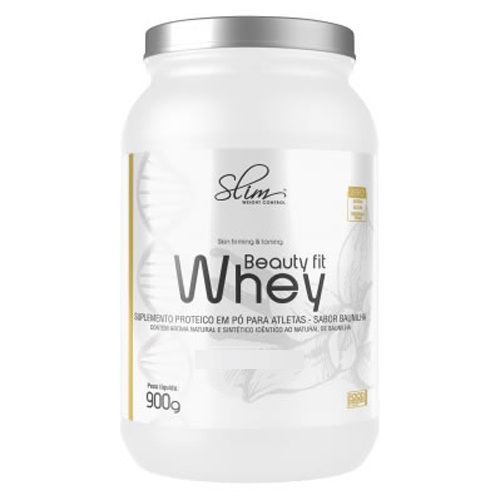 Whey Beauty Fit - 900g Baunilha - Slim Weight Control