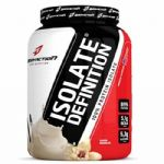Whey Isolate Definition - 2000g Baunilha - BodyAction