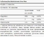 Kit Top Whey 3W - 900g Vit.frutas + ZMA 90 cáps - Max Titanium